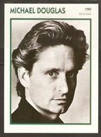 PORTRAIT DE STAR 1980 ÉTATS UNIS USA - ACTEUR MICHAEL DOUGLAS - UNITED STATES USA ACTOR CINEMA FILM PHOTO - Fotos