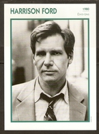 PORTRAIT DE STAR 1980 ÉTATS UNIS USA - ACTEUR HARRISON FORD - UNITED STATES USA ACTOR CINEMA FILM PHOTO - Fotos