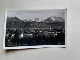 Autriche Klagenfurt Mit Karawanken 1938 - Klagenfurt