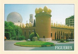 Figuères, Torre Galatea, Cùpules, Museu I Catedral - Gerona