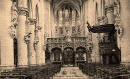 LIER - LIERRE - Intérieur De L'Eglise St. Gommaire - Lier
