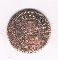 1 PFENNING  1760  BENTHEIM  TECKLENBURG  RHEDA   DUITSLAND /675/ - Small Coins & Other Subdivisions