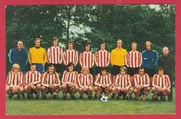Equipe De Football / Fooball Team - PSV Eindhoven ( Nederland ) - 70 S / Jaaren 70 ( Always See Reverse ) - Soccer