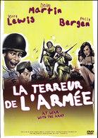 Dean Martin / Jerry Lewis / Polly Bergen - La Terreur De L'armée - ( VO Anglais, ST FR ) . - Komedie