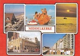 Middelkerke, 5 Zichten (pk66333) - Middelkerke