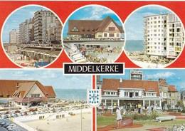 Middelkerke, 5 Zichten (pk66335) - Middelkerke