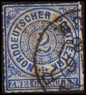 1868. NORDDEUTSCHER POSTBEZIRK.  2 GROSCHEN.  () - JF320103 - North German Conf.