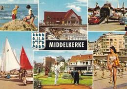 Middelkerke, 6 Zichten (pk66337) - Middelkerke