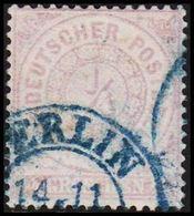 1868. NORDDEUTSCHER POSTBEZIRK.  1/4 GROSCHEN. () - JF320109 - North German Conf.
