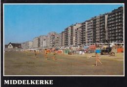 Middelkerke, Strand En Zeedijk (pk66338) - Middelkerke