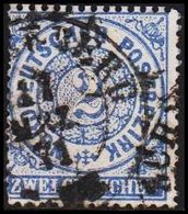 1868. NORDDEUTSCHER POSTBEZIRK.  2 GROSCHEN.  () - JF320115 - North German Conf.
