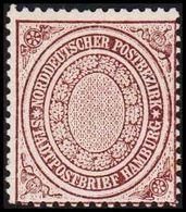 1869. NORDDEUTSCHER POSTBEZIRK.  STADTPOSTBRIEF HAMBURG (1½ Sch.)  () - JF320122 - North German Conf.
