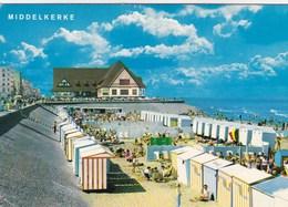Middelkerke, Casino, Strand En Zeedijk (pk66339) - Middelkerke