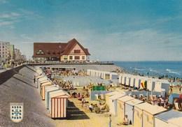 Middelkerke, Casino, Strand En Zeedijk (pk66343) - Middelkerke