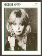 PORTRAIT DE STAR 1980 ÉTATS UNIS USA - ACTRICE GOLDIE HAWN - UNITED STATES USA ACTRESS CINEMA FILM PHOTO - Fotos