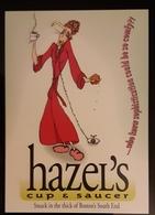 Hazel's Carte Postale - Pubblicitari