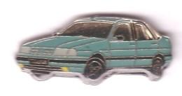 V55 Pin's FIAT TEMPRA Bleue Clair Achat Immédiat - Fiat