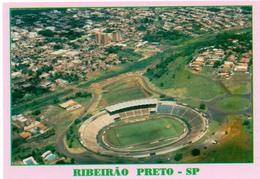 Postcard Stadium Ribeirao Preto Brasile Stadion Stadio - Estadio - Stade - Sports - Football  Soccer - Calcio