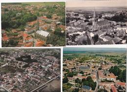 Lot De 12 CPSM ET MODERNE SAINT MICHEL EN L'HERM VENDEE - Saint Michel En L'Herm