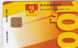 Denmark, DD 160A, Bg Bank Loenkonto, Only 5000 Issued, 2 Scans.   12.98 - Danemark