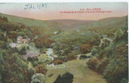 La Gileppe - Les Vannes De La Gileppe Et La Forêt D'Hertogenwald - Pub. Usines Gevers - Gileppe (Barrage)