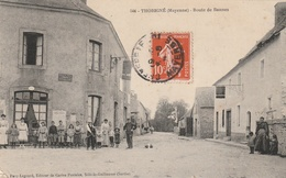 Thorigné ( Route De Bannes ) - Frankrijk