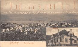 SUISSE  - GRENCHEN - Vue Générale - SO Solothurn