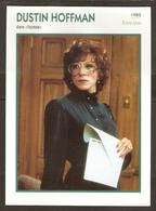 PORTRAIT DE STAR 1982 ÉTATS UNIS USA - ACTEUR DUSTIN HOFFMAN TOOTSIE - UNITED STATES USA ACTOR CINEMA FILM PHOTO - Fotos