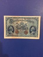GERMANY BANKNOTE 5 MARK 1914 UNC - 5 Mark