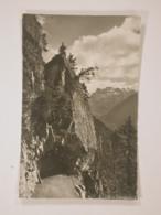 Tunnel Sous Le Ch De Salvan à Van Et Dents De Morcles - VD Vaud