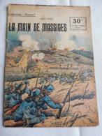 Collection Patrie - Nmr 112 - La Main De Massiges -Edition Rouff - 1914-18