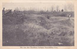 (51 - BRIMONT Am Fort  Carte  Allemande  1° Guerre - Autres Communes