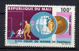 MALI 1966, COUPE MONDE FOOTBALL, 1 Valeur, Neuf / Mint. R215 - Coupe Du Monde