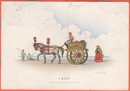 Cartoline - Tematica - Illustratori - 1952 - 10 Italia Al Lavoro - Nicouline - Casa Mamma Domenica - Carretto Siciliano - Künstlerkarten