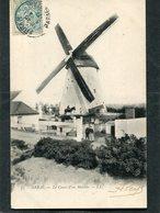 CPA - ARRAS - Le Cours D'un Moulin, Animé - Arras
