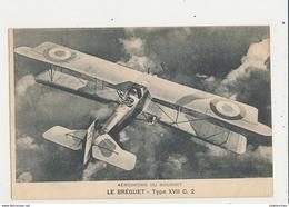 AERODROME DU BOURGET LE BREGUET TYPE 17 G 2  CPA BON ETAT - 1919-1938: Entre Guerres