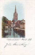 Leuven - La Dyle Et La Fléche De L'eglise - Leuven