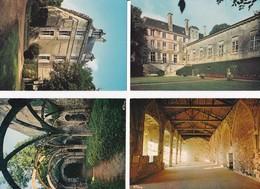 Lot De 8 CPSM ET MODERNE / SAINT MICHEL EN L'HERM VENDEE / Château Et Abbaye (3) - Saint Michel En L'Herm