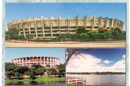 Postcard Stadium Belo Horizonte Brasile Stadion Stadio - Estadio - Stade - Sports - Football  Soccer - Calcio