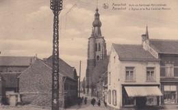 Aarchot - Kerk En Kardinaal Mercier Straat - Aarschot