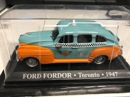 FORD FORDOR - TAXI TORONTO 1947 - 1/43 - COMME NEUVE SOUS BLISTER - Unclassified