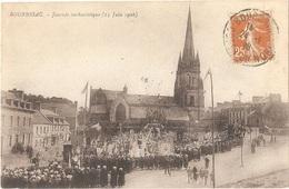 Dépt 22 - BOURBRIAC - Journée Eucharistique (13 Juin 1926) - Autres Communes