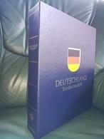 ALLEMAGNE DEUTSCHLAND Bundesrepublik  - ALBUM RELIURE ET FEUILLES LEUCHTTURM (sans Les Timbres) DE 1949 A 1986 - NEUF - Albums & Reliures