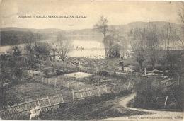 CPA Charavines-les-Bains Le Lac - Charavines