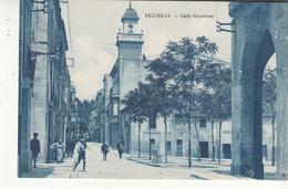 Espagne - CAT - Figueras - Calle Cervantes - Gerona