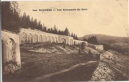 CPA Les Rousses Les Remparts Du Fort - Altri Comuni