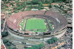 Postcard Stadium Sao Paolo Morumbi Brasile Stadion Stadio - Estadio - Stade - Sports - Football  Soccer - Calcio