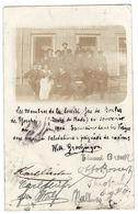 PFORZHEIM - CARTE PHOTO - PHOTO CARD - Membres De La Société De Jeu De Boules De Pforzheim En Excursion Dans Les Vosges - Pforzheim