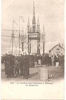 Dépt 22 - PAIMPOL - Le Pardon Des Islandais à Paimpol - Le Reposoir - (n° 626) - PONTS Et CHAUSSÉES SERVICE MARITIME - Paimpol