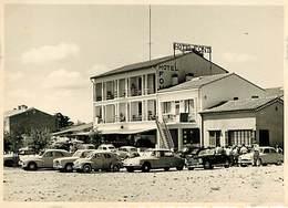 66 Canet Plage Hotel FONT Voiture Automobile Automobiles DS 4cv - Canet Plage